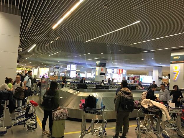 マレーシア クアラルンプール空港で一服 (2)