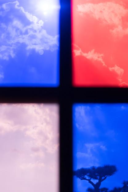 ぎやまんの窓