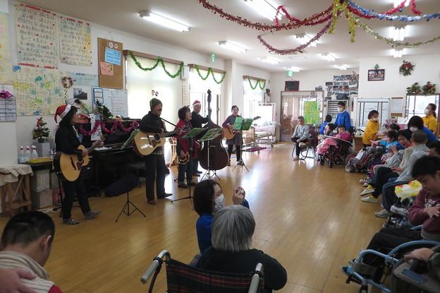 集い「あけぼの」(クリスマスコンサート)(1)IMG_3310