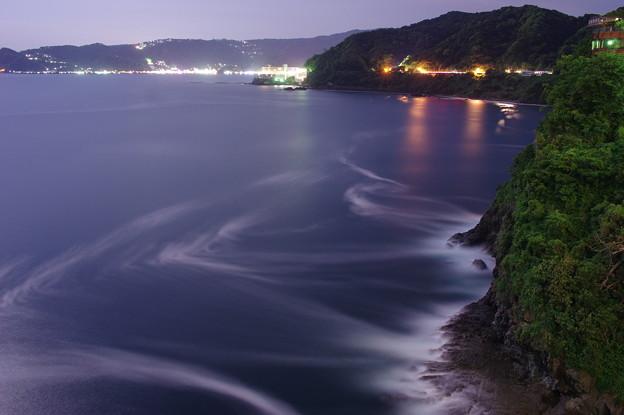 Photos: 月夜の錦ヶ浦