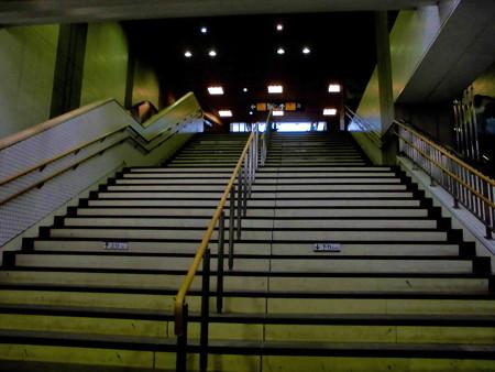 目黒駅(東京急行電鉄・東京メトロ・都営地下鉄)_地上へ/地下へ