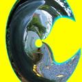 写真: 高村智恵子ゆかりの地_文学詩碑-03高村光太郎詩集「智恵子抄」より『レモン哀歌』(3)