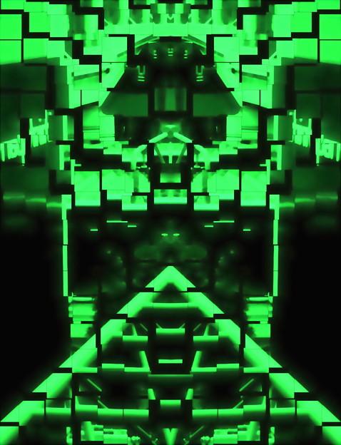 未来都市:存在と無_創世-07