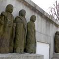 写真: 法禅寺-06六地蔵a(2)