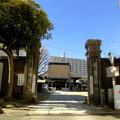 写真: 法禅寺-01a_山門・本堂
