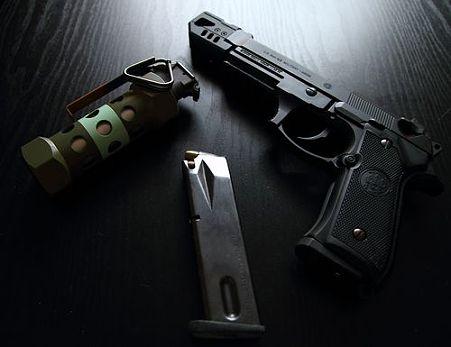 M-84 Stun Grenade (6)