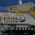 写真: 紀伊勝浦の街