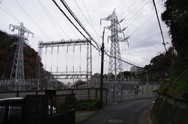 横須賀変電所