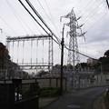 写真: 横須賀変電所