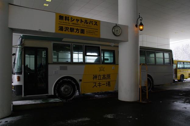 Photos: シャトルバス
