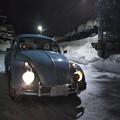 写真: ある冬の夜
