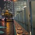 Photos: 雨上がりの駅前