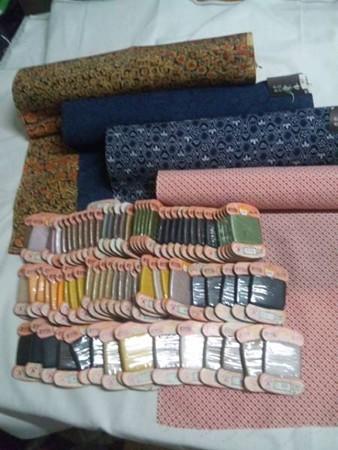 反物絹糸送料込み2323円