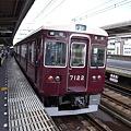 阪急7000系梅田行き