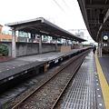 阪急園田駅 臨時降車ホーム