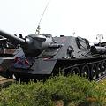 Photos: SU-100ジューコフ突撃砲