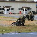 015 IMG_7725 模擬戦闘訓練その1