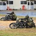 017 IMG_7736 模擬戦闘訓練その3