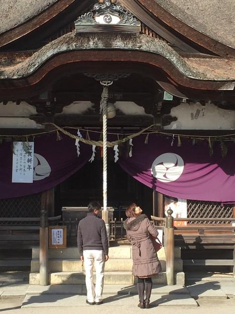 写真: 白鬚神社08