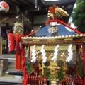 写真: お神輿~池子神明社