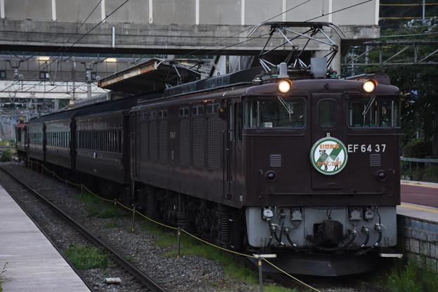 旧型客車かもしか号