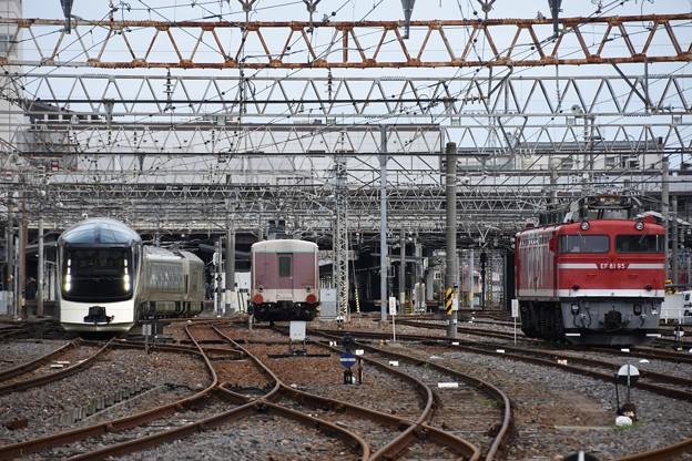 「TRAIN SUITE 四季島」試運転