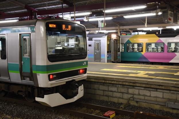 E231系長野入場