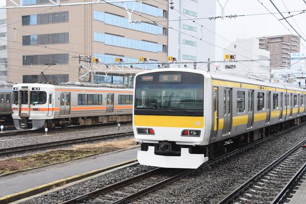 E231系ミツA540編成NN出場