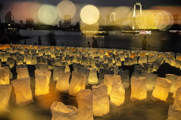 海の灯り祭りIII