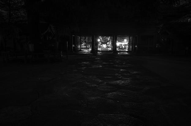 Photos: 夜の石畳