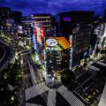 Photos: 夜の交差点