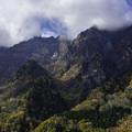 写真: 鳥甲山