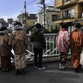 写真: 染の小道 (4)