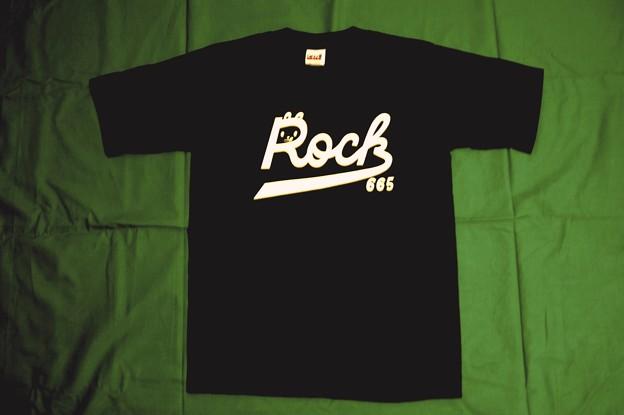 ロロッコロックTシャツ