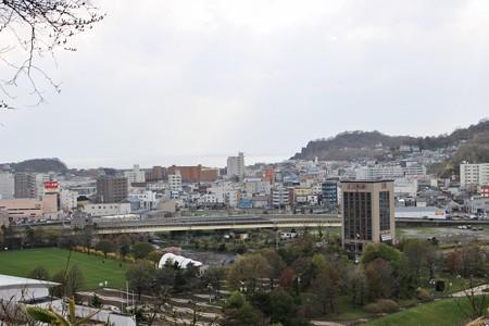 室蘭・入江運動公園にて (16)