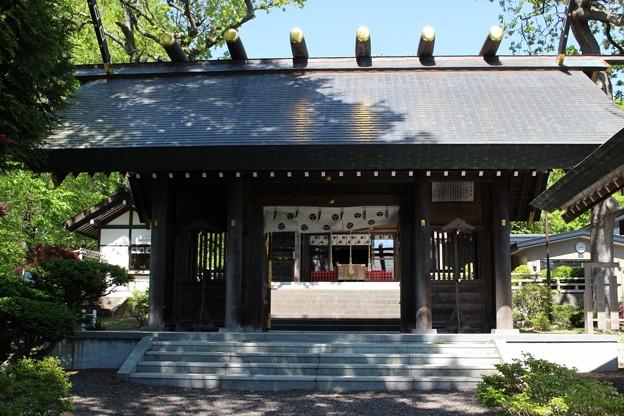 本輪西八幡神社 (2)