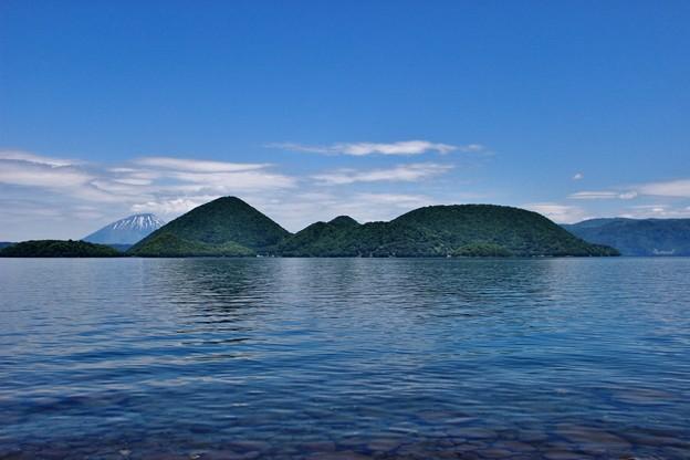 初夏の洞爺湖 (1)
