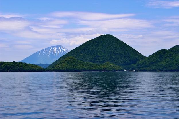 初夏の洞爺湖 (2)