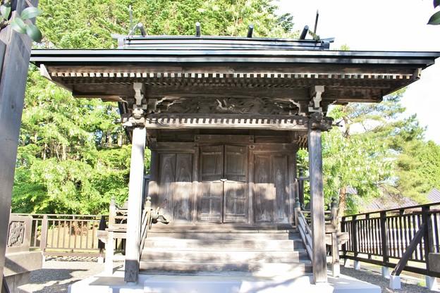厚真神社 (3)