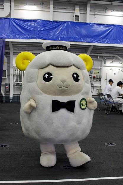 護衛艦「いせ」一般公開 (11)