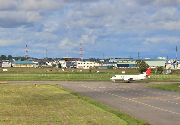 札幌丘珠空港にて(OKADAMA Airport) (6)