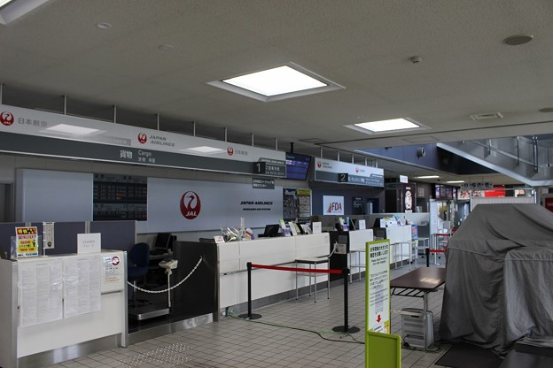 札幌丘珠空港にて(OKADAMA Airport) (13)