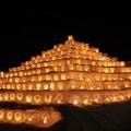 Photos: 雪原に燈るランタン (10)