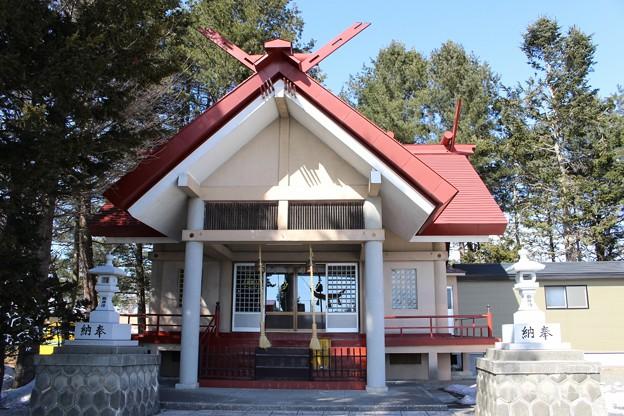 帯廣明神大社