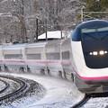 写真: 秋田新幹線20周年記念号