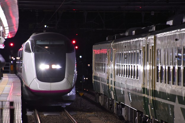 Photos: 秋田新幹線開業20周年記念号,お帰り