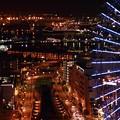 Yokohama lights  -blue-