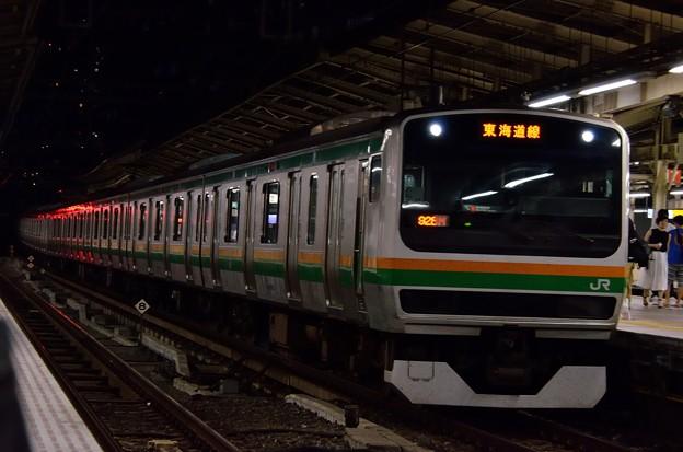 E231系東海道線
