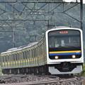 Photos: 209系C612編成