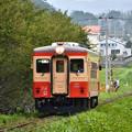 Photos: キハ20 1303@新田野